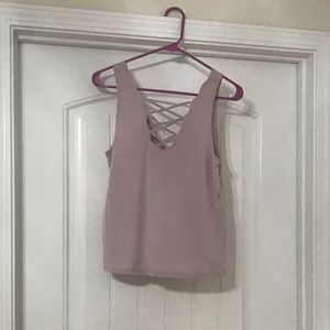 American Eagle soft & sexy sueded tank